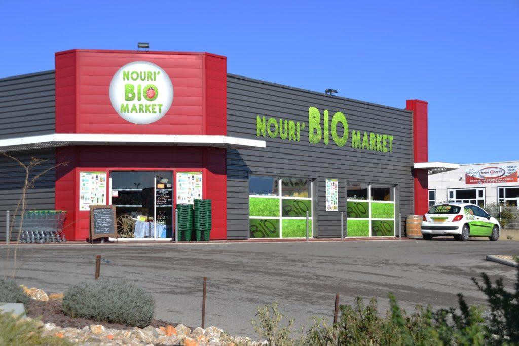 Nouri Bio Market Pézenas